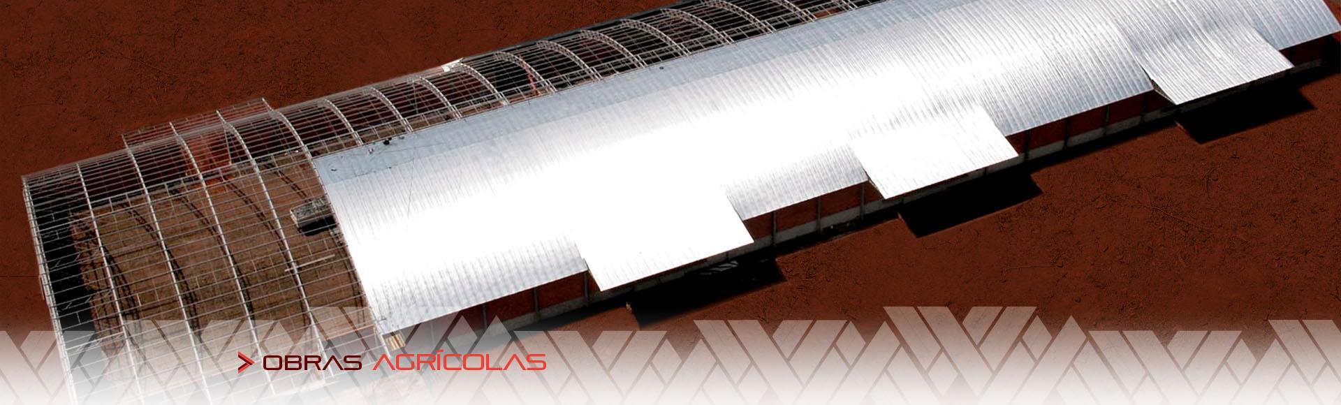 Estruturas Agrícolas - Metalsoma
