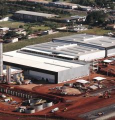 Estruturas Industriais